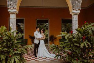 magically opulent and elegant merida destination wedding