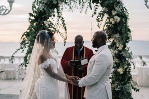 magical sorrento coast wedding